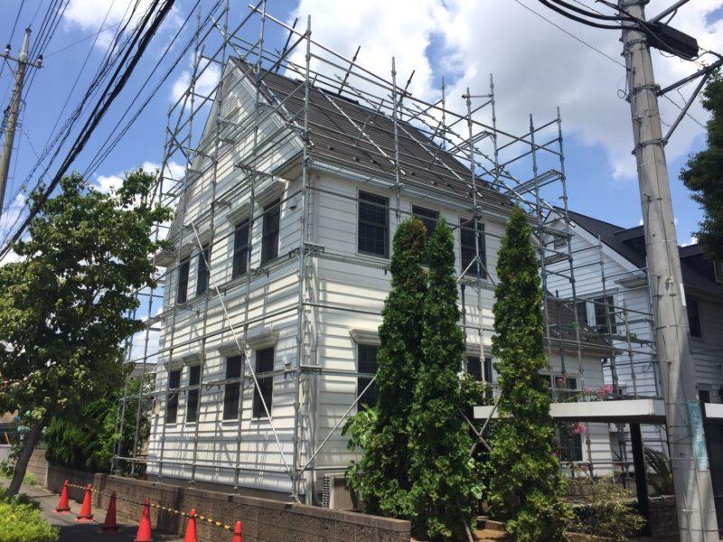 埼玉県さいたま市緑区H様邸/戸建住宅/2階建て 施工前(Before)の画像
