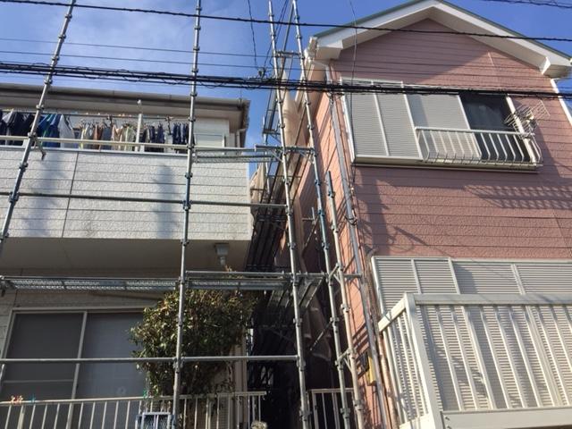 千葉県船橋市K様邸 戸建住宅 2階建て 施工前(Before)の画像