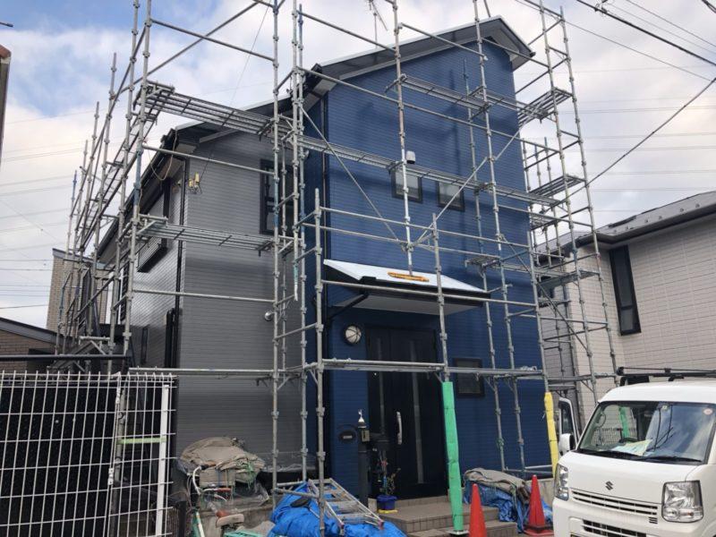 東京都武蔵村山市O様邸 戸建住宅 2階建て 施工後(After)の画像