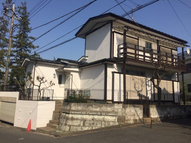埼玉県入間市N様邸 戸建住宅 2階建て 施工後(After)の画像