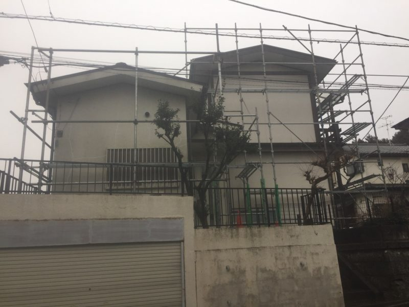 埼玉県入間市N様邸 戸建住宅 2階建て 施工前(Before)の画像