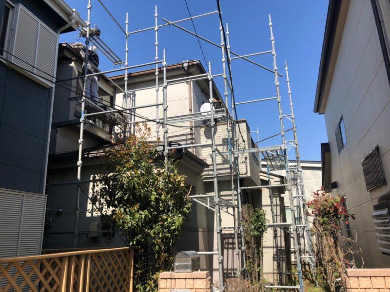 埼玉県さいたま市見沼区S様邸 戸建住宅 2階建て 施工前(Before)の画像