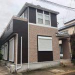 千葉県U様外壁塗装の完成状況